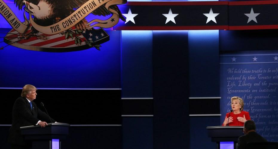 Presidential Debate Recap