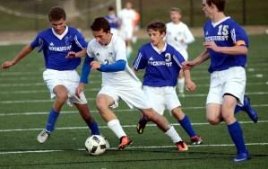 Gallery: Boys Soccer C-Team vs. Rockhurst