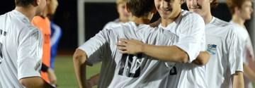 Gallery and Recap: Boy's Varsity Soccer vs. Olathe NW
