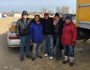 ACCESS DENIED: East Parent Participates in Dakota Access Pipeline Protests