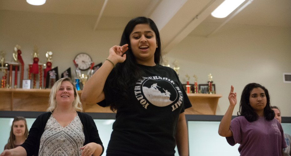 Gallery: Bollywood Dance Club