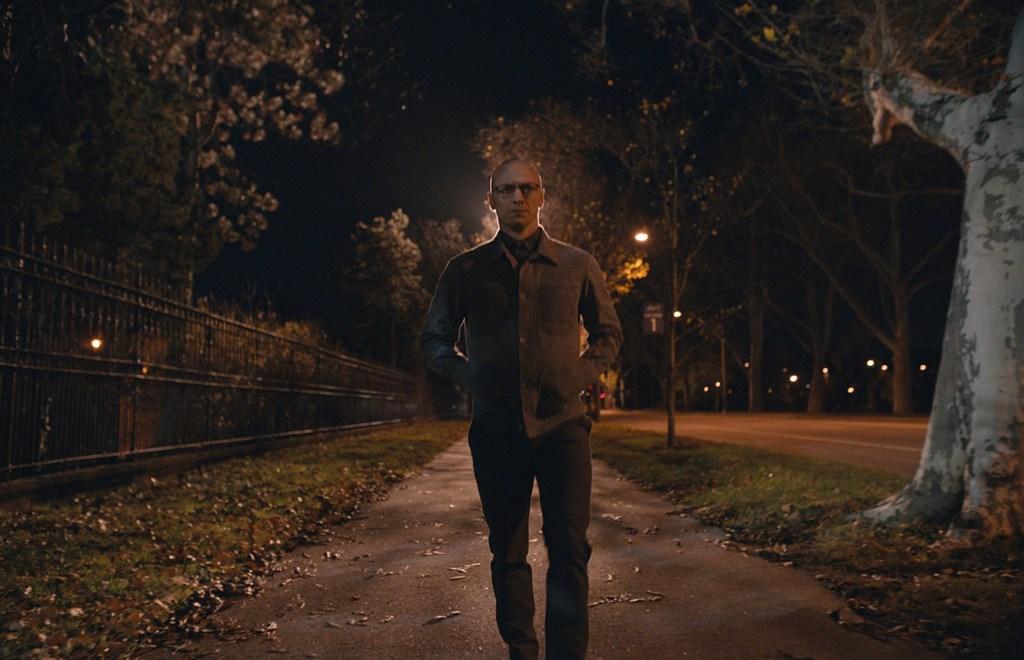 "James McAvoy in ""Split."" (Universal Pictuers)"