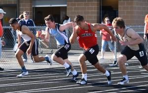 Gallery: Varsity Track Meet at Blue Valley High School