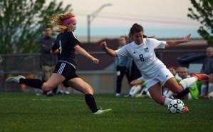 Gallery: Varsity Girls Soccer vs. Olathe Northwest