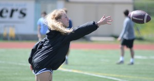 Gallery: Team Games Ultimate Frisbee and Football