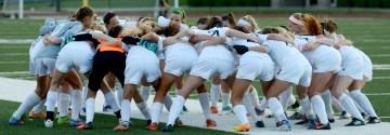 Gallery: Girls Varsity Soccer vs. Olathe East