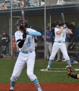 Gallery: Varsity Baseball vs. Leavenworth High School