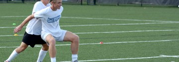 Gallery: Boys Varsity and JV Soccer Practice
