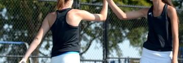 Gallery: Varsity and JV Girls Tennis Match