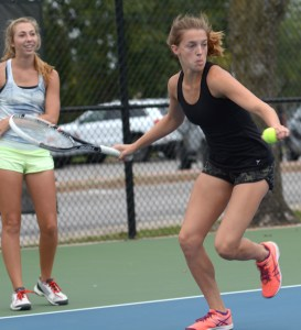 Gallery: Girls Varsity and JV Tennis Practice