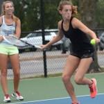 Gallery: Girls Varsity and JV Tennis Practice