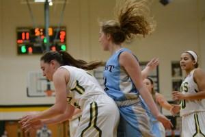 Gallery: Girls Varsity Basketball vs. Shawnee Mission South