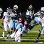 Gallery: Varsity Football Game vs. J.C. Harmon