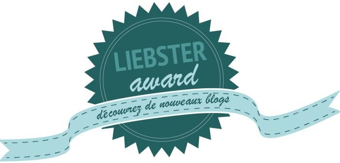 Tag : Liebster Award
