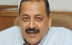 "The Minister of State for Science and Technology (Independent Charge), Earth Sciences (Independent Charge), Prime Minister Office, Personnel, Public Grievances & Pensions, Department of Atomic Energy and Department of Space, Dr. Jitendra Singh addressing at the inauguration of a seminar on ''Accountability and Transparency"", in New Delhi on August 27, 2014."
