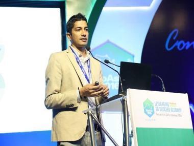 Jay Krishnan, T-Hub's CEO