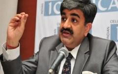Pankaj Mohindroo, Indian Cellular Association (ICA)