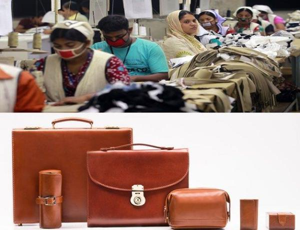 textile and leather sectors,