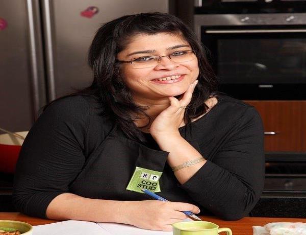 Rushina Munshaw Ghildiyal - APB Cook Studio
