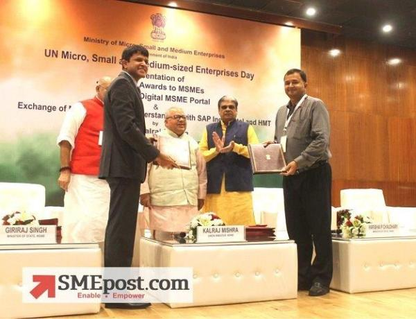 Centre signs MoUs with SAP India, Intel & HMT to skill industry-ready workforce