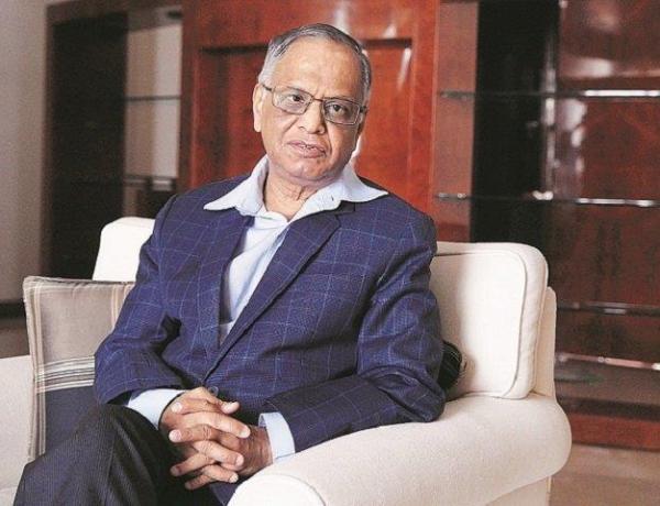 GST will boost GDP-Narayana Murthy