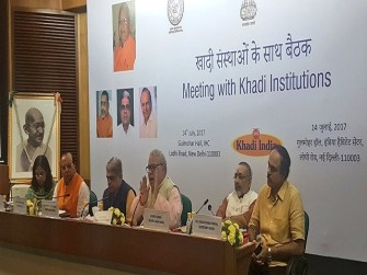 Kalraj Mishra bats for acceleration to Khadi industry