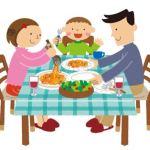 娘の離乳食と大人の食事を一緒の時間にしたら、より楽しくなった