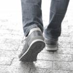 ブログは歩いた日ほど書ける