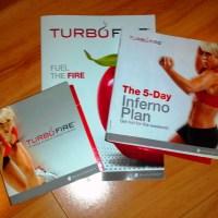 TurboFire Inferno 5 Day Plan