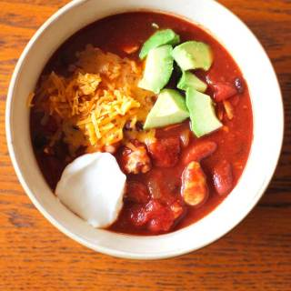 Slow-Cooker-Chicken-and-Black-Bean-Chili