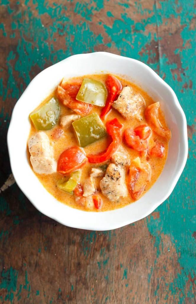 Paleo Brazilian Fish Stew