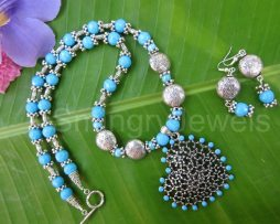 Trendy-Blue-bee-Neck-Set-EC-13-Smingry-Jewels