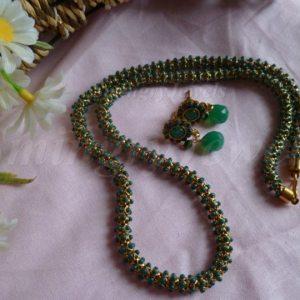 PO-AQ-1 unique long chain,Jewellery