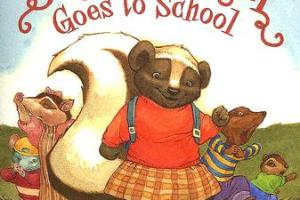 Sweet Briar Goes to School by Karma Wilson, illustrated by LeUyen Pham