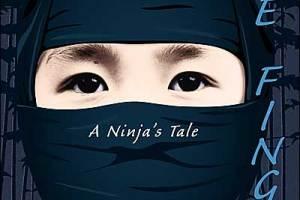 Blue Fingers: A Ninja's Tale by Cheryl Aylward Whitesel