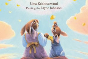 Remembering Grandpa by Uma Krishnaswami, illustrated by Layne Johnson