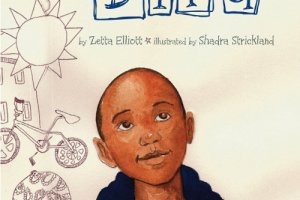 Bird by Zetta Elliot, illustrated by Shadra Strickland