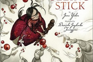The Seeing Stick by Jane Yolen, illustrated by Daniela Jaglenka Terrazzini