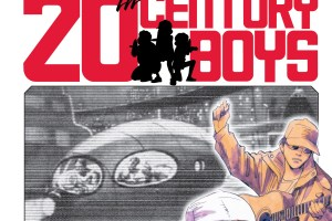 20th Century Boys (vol. 08) by Naoki Urasawa, with the cooperation of Takashi Nagasaki, English adaptation by Akemi Wegmüller