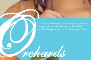 Orchards by Holly Thompson, illustrations by Grady McFerrin