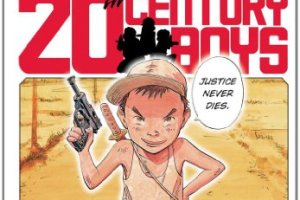 20th Century Boys (vol. 17) by Naoki Urasawa, with the cooperation of Takashi Nagasaki, English adaptation by Akemi Wegmüller