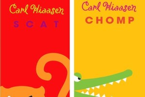 Scat and Chomp by Carl Hiaasen