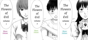 Flowers of Evil 1-3