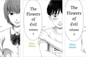The Flowers of Evil (vols. 1-3) by Shuzo Oshimi, translated by Paul Starr