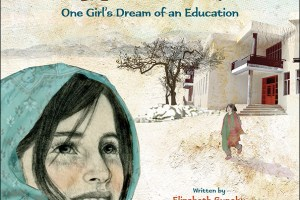 Razia's Ray of Hope: One Girl's Dream of an Education by Elizabeth Suneby, illustrated by Suana Verelst