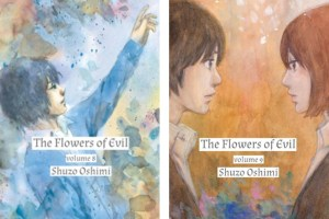 The Flowers of Evil (vols. 8-9) by Shuzo Oshimi, translated by Paul Starr