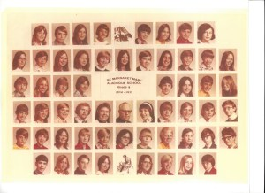 SMMA Class of 1975