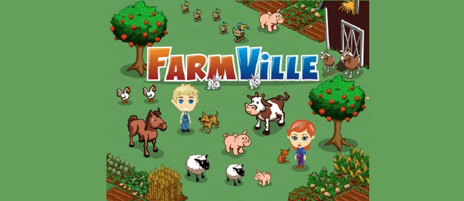 Im FarmVille Fieber