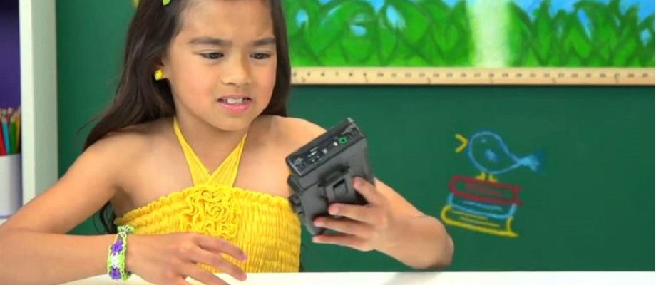 Was ist ein nochmal ein Walkman? Kinder klären auf!