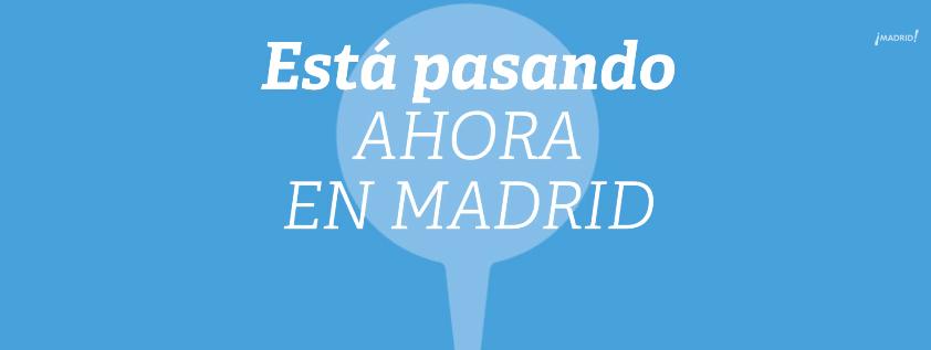 Es passiert gerade was in #Madrid